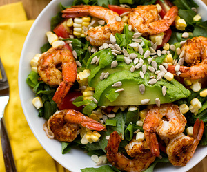 healthy, dinner, and food image