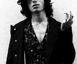ezra miller, boy, and Hot image