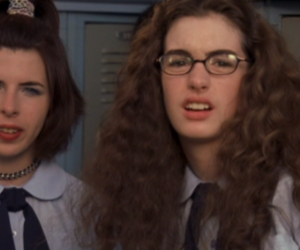 movie, Anne Hathaway, and princess image