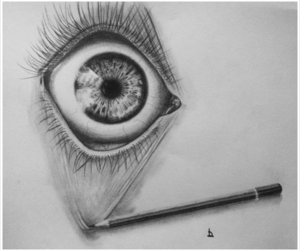blackandwhite, cool, and drawing image