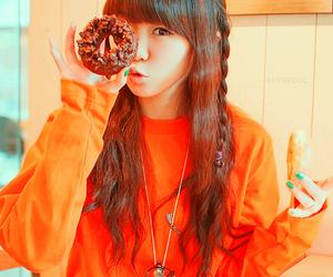 asian girl, ulzzang, and cute image
