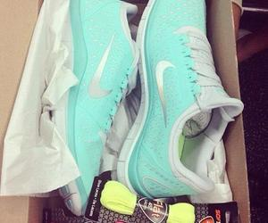 sport, nike, and shoes image