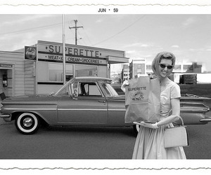 1950's, 50's, and fake image