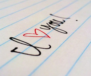 love, I Love You, and you image