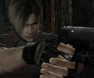 Action, game, and leon image