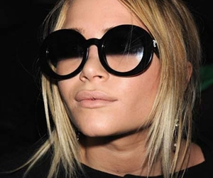 olsen, sunglasses, and blonde image