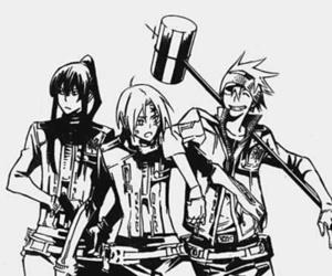 anime, kanda yuu, and manga image