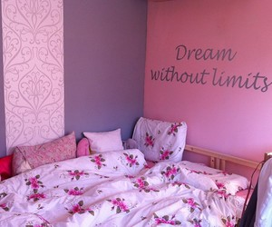 bedroom, Dream, and girly image