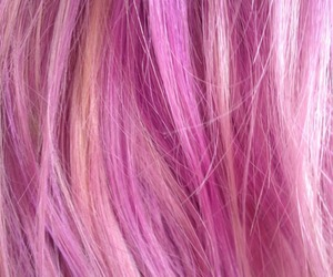 crazy, hair, and ombre image