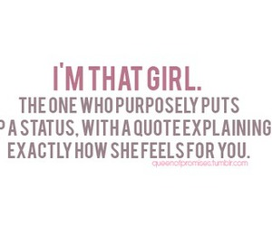 girl and quote image