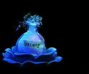 Dream, blue, and colors image