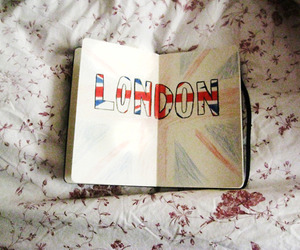 london, book, and uk image
