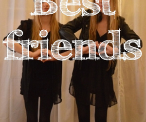 Best, bff, and blonde image