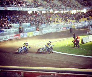 moto, Poland, and speedway image