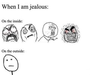 jealous, funny, and true image