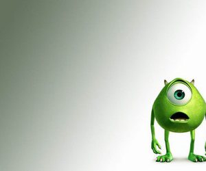 disney, monster, and mike image