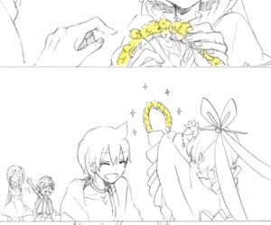 magi, alibaba saluja, and kougyoku ren image