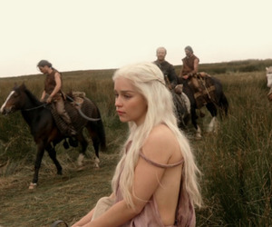 dany, game of thrones, and dany image