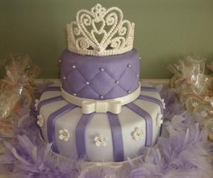 tiara cake image
