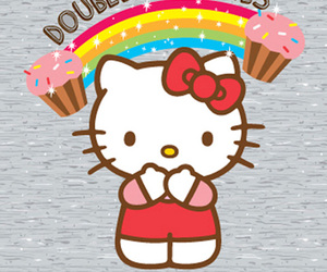 cupcakes, HelloKitty, and meaning image