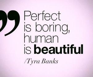 boring, tyra banks, and beautiful image