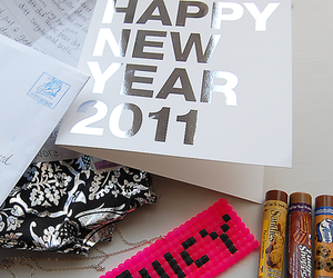 2011, new year, and juicy image
