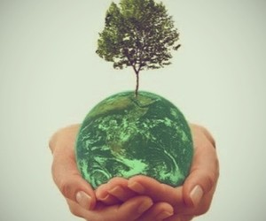 earth, green, and save image