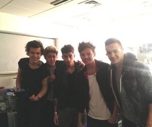 boy, louis, and 1d image