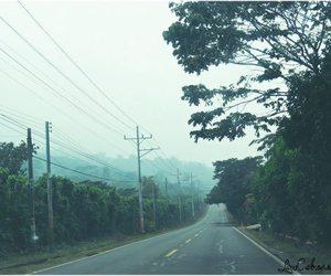 country, el salvador, and Road Trip image
