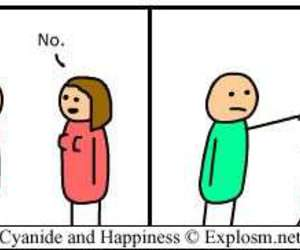 comic, cyanide, and happiness image