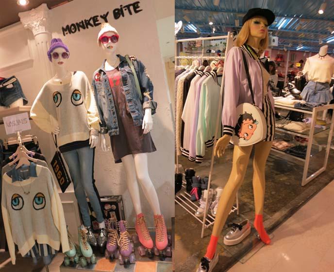 Tokyo street fashion store 44