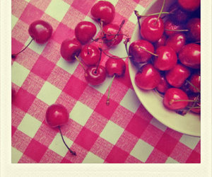 cherry, red, and cute image