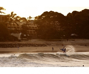 handsome, surf, and surfer image