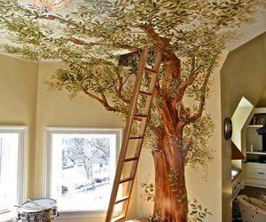 tree and room image