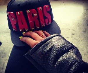 caps and paris image