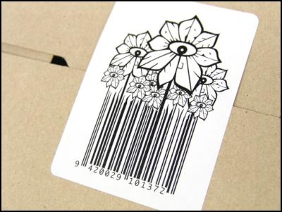 barcode, barcodes, and eye image