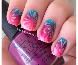 colours, nail lacquer, and nails image