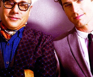 moz, white collar, and neal caffrey image