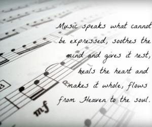 Lyrics, quote, and message image
