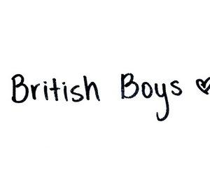 boy, british, and british boys image