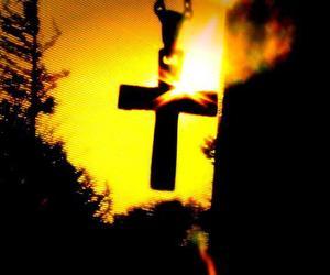 cruz, jesus, and catolicismo image