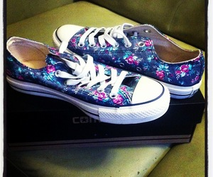 all star, converse, and love image