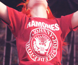 hayley williams, paramore, and ramones image