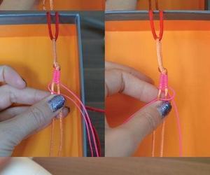 diy, tutorial, and bracelet image
