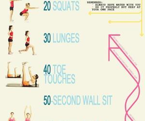 EXCERCISE, fit, and fitness image