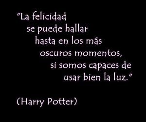 harry potter and frases image
