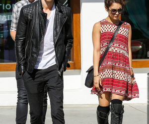 vanessa hudgens, boy, and style image