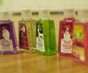 bath and body works and cute image