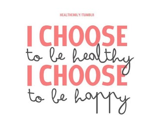 quotes, happy, and healthy image