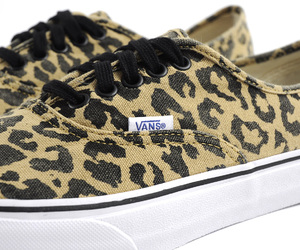 leopard, vans, and swag image
